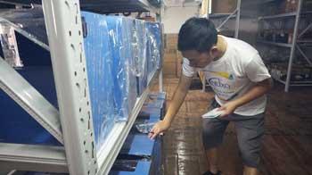 flatbed printer warehouse