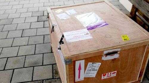 uv printer packing phone case