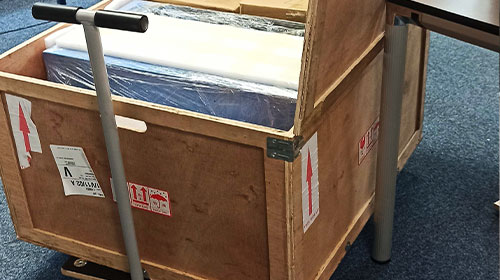 uv printer packing