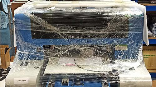 phone case printer packing