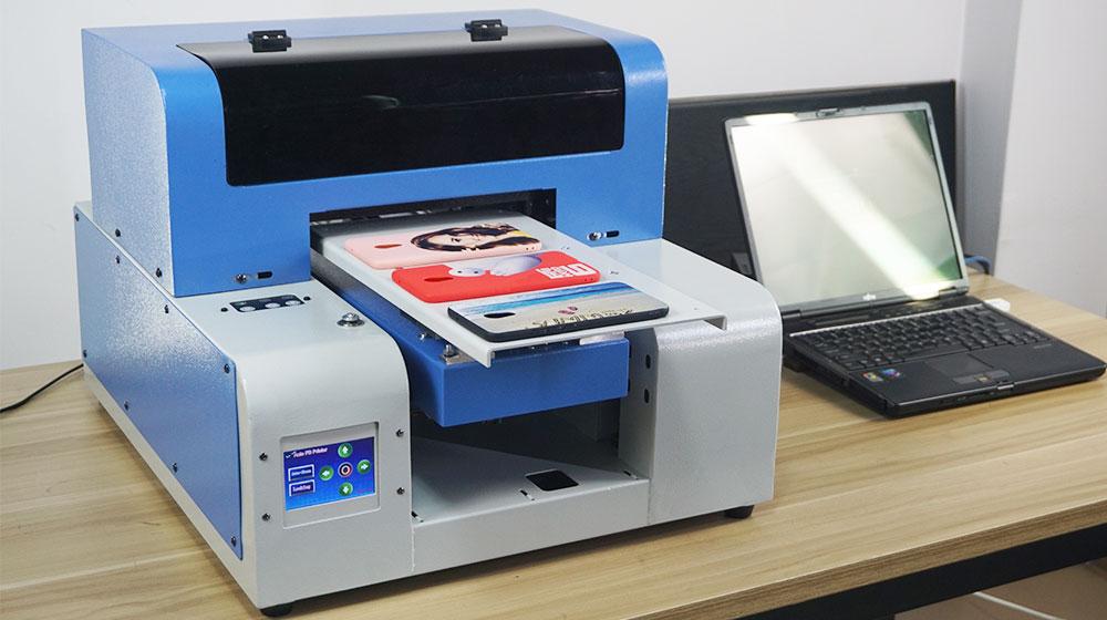 a4 uv phone case printer