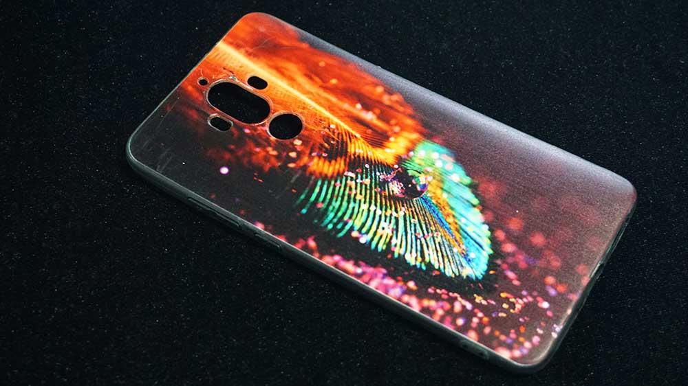 tpu mobile cover printing