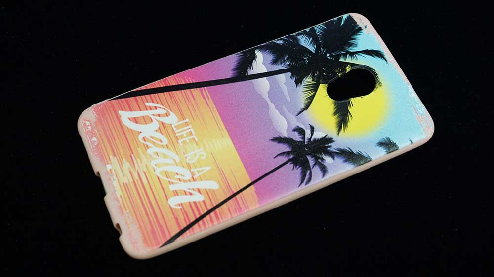 cell phone mobile cover printer