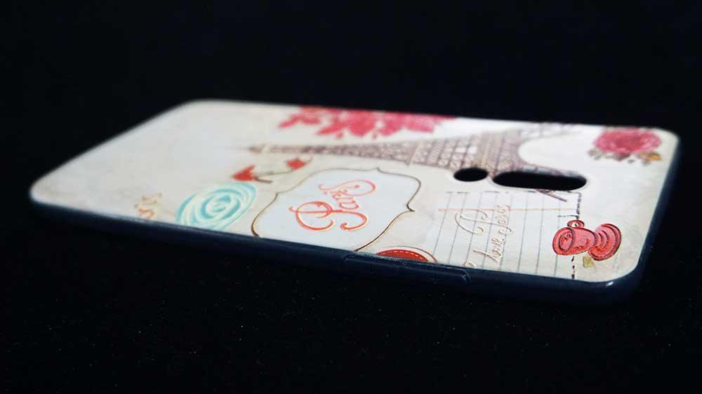 embossed and raised uv phone case printer