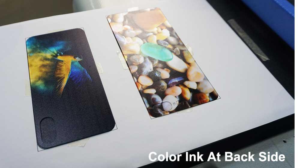 a4 uv phone case printer glass