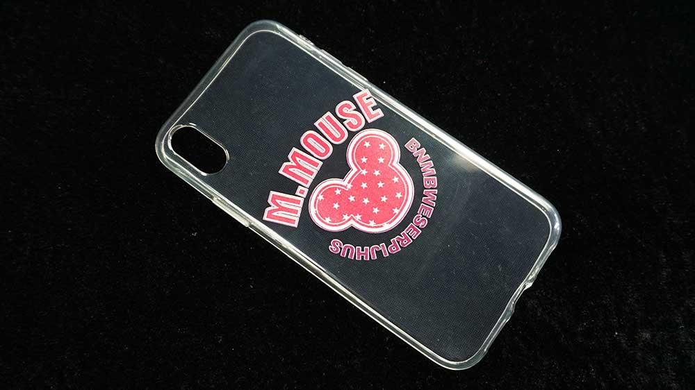 a4 uv phone case printer tpu clear