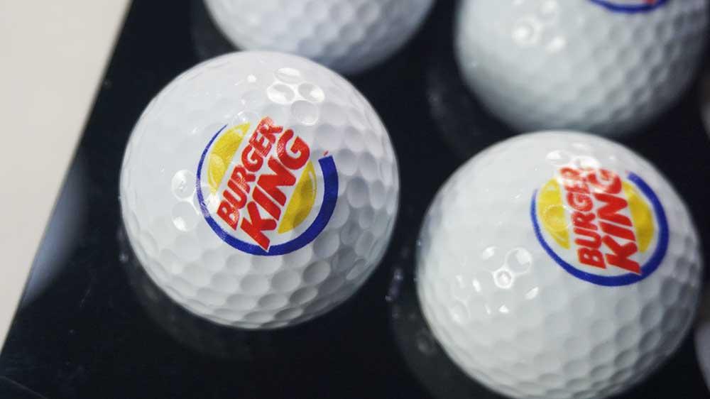 logo golf ball printer