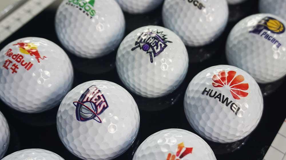 small golf ball printing machine