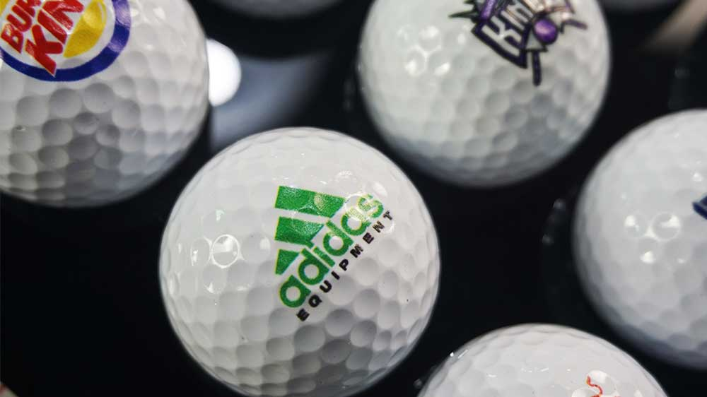 custom golf ball printing machine