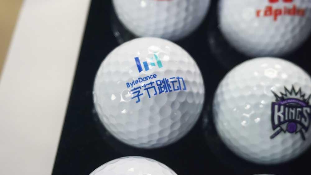 small custom golf ball printer