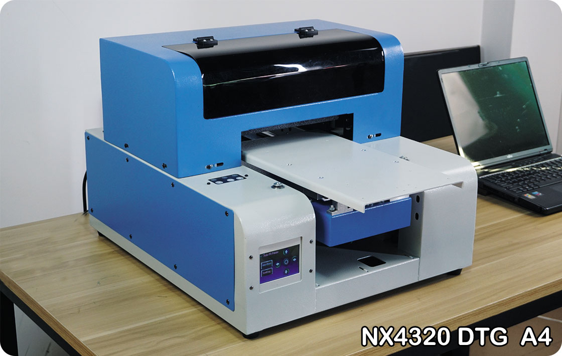 A4 DTG Printer T shirt Printing Machine