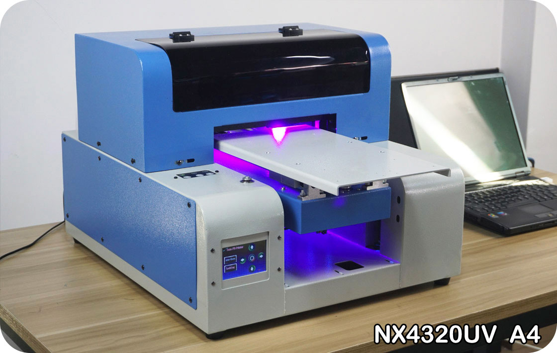 A4 Desktop UV Printer Printing Machine