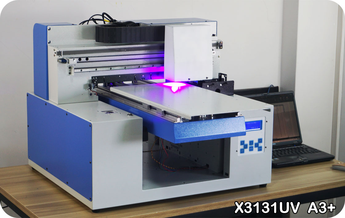 X3131UV Single head UV printer